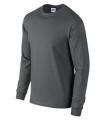 ADULT GILDAN® ULTRA COTTON® LONG SLEEVE T-SHIRT