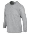 YOUTH GILDAN® ULTRA COTTON® LONG SLEEVE T-SHIRT