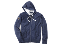 Men's Roots 73 Sandylake Knit Full Zip Hoody
